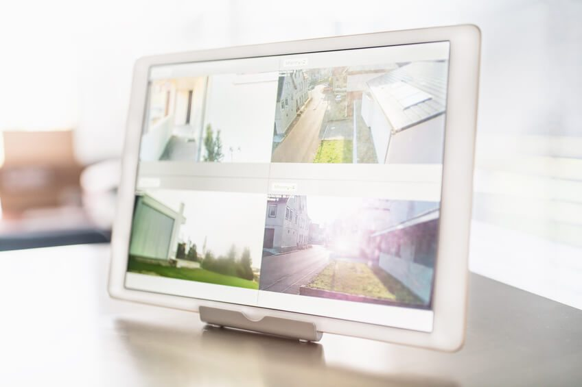 Seguridad en tu hogar o negocio