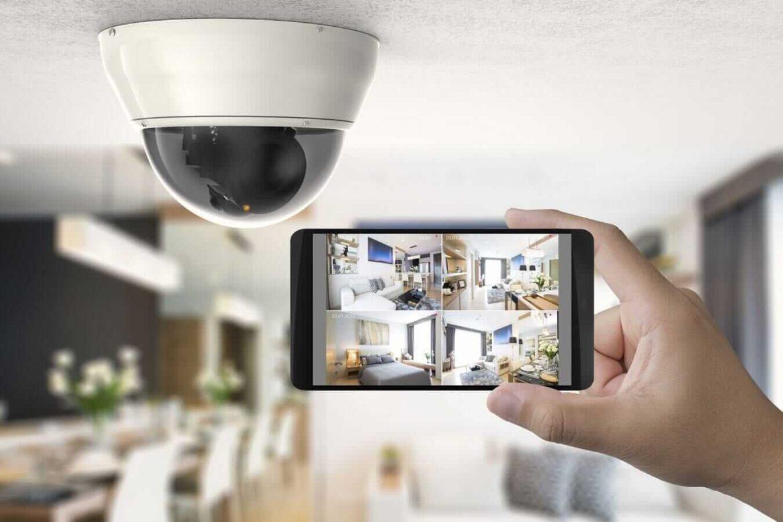 detector de movimiento con cámara